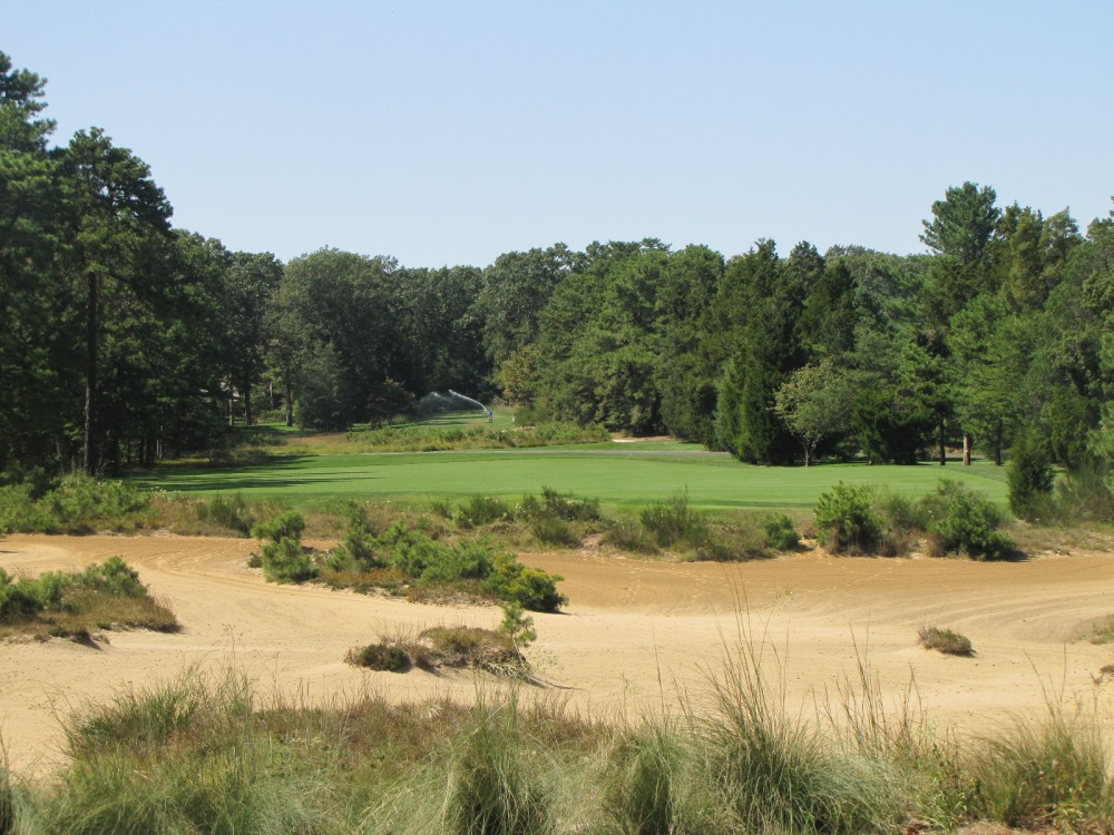 PINE VALLEY - DAY ONE OF THE 2010 CRUMP CUP (1/6)
