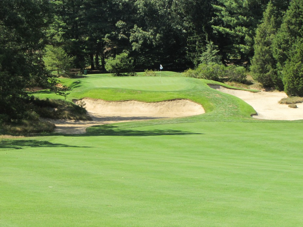 PINE VALLEY - DAY ONE OF THE 2010 CRUMP CUP (2/6)