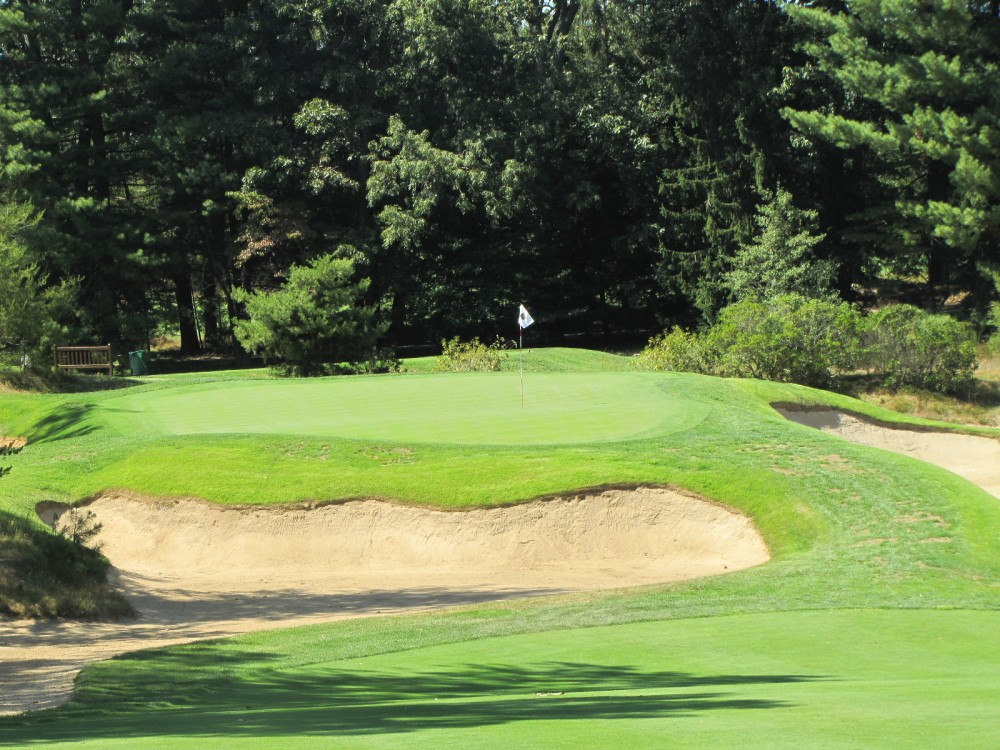 PINE VALLEY - DAY ONE OF THE 2010 CRUMP CUP (3/6)