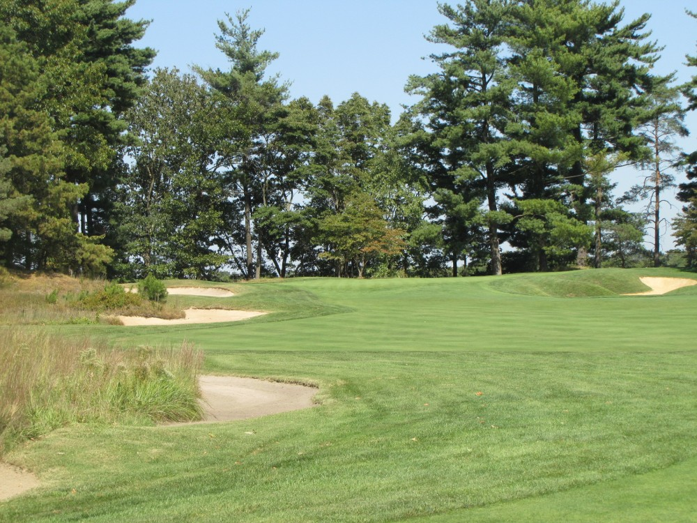 PINE VALLEY - DAY ONE OF THE 2010 CRUMP CUP (4/6)