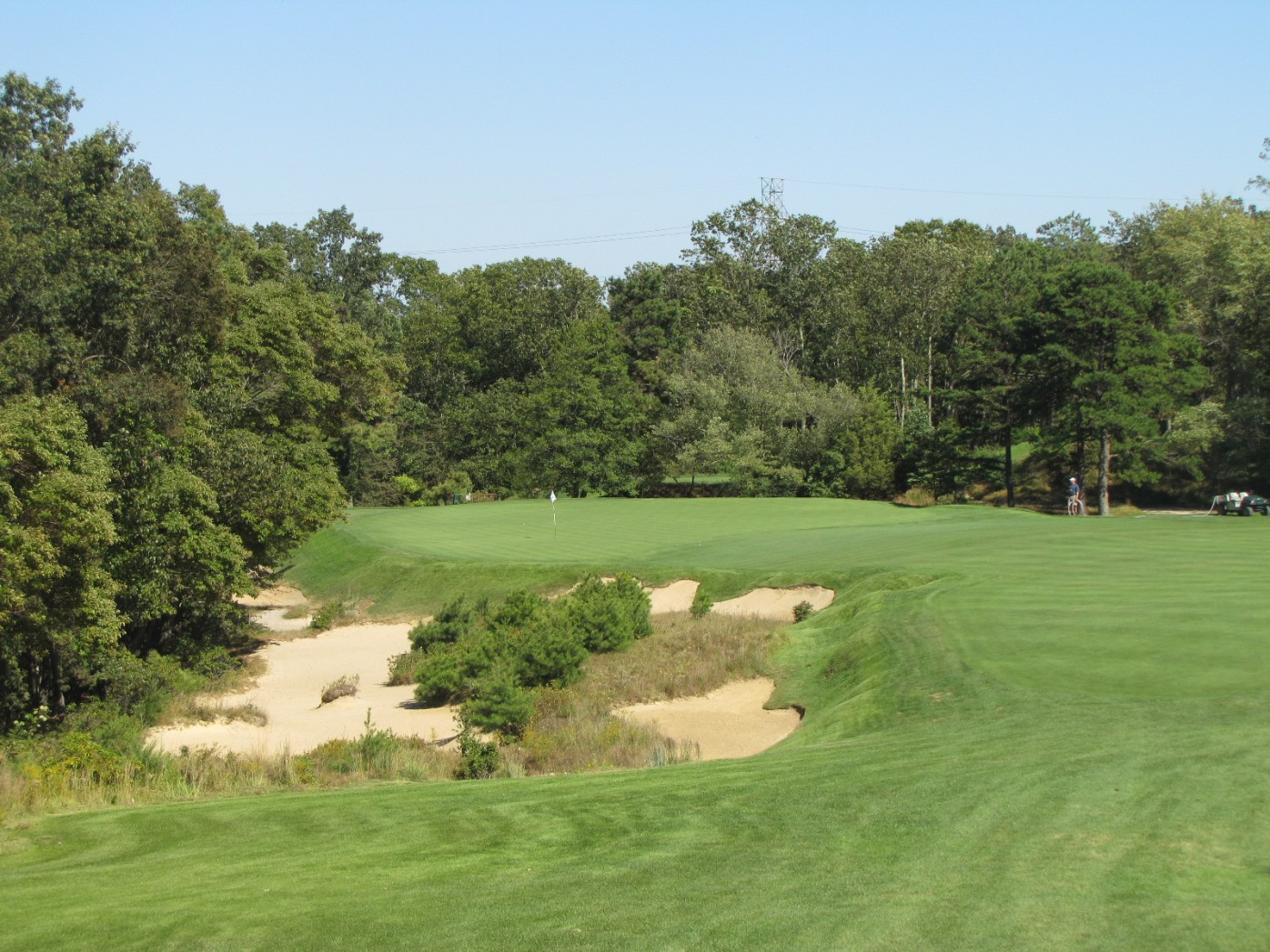 PINE VALLEY - DAY ONE OF THE 2010 CRUMP CUP - Randy Haag's ...