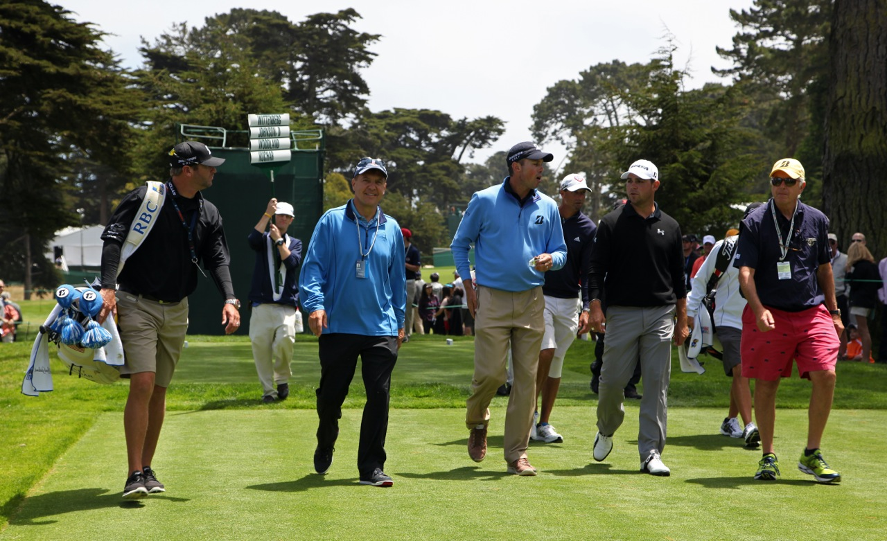 2012 us open at the olympic club u2013 my group today dustin johnson